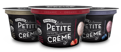 Petite Creme Strawberry Blueberry Vanilla